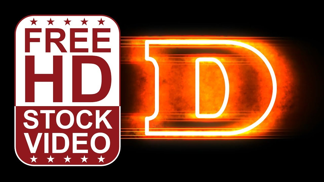 Free hd video backgrounds animated letter d with fire and glow free hd video backgrounds animated letter d with fire and glow effect seamless loop 2d animation thecheapjerseys Choice Image