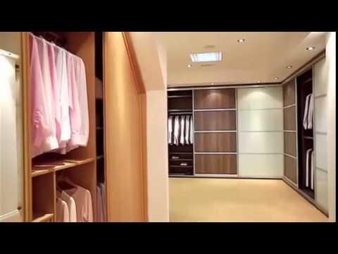Встроенный шкаф-купе в прихожую - YouTube