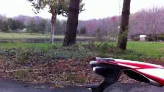 Aprilia SXV 550 Silmoto Enduro exhaust