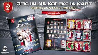 Oficjalna kolekcja kart kolekcjonerskich z reprezentacją Polski