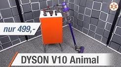 DYSON V10 Animal für nur 499 Euro! - Die TOP Features | experten-Angebot der Woche
