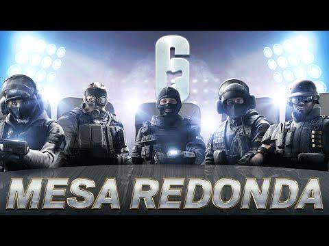 MESA REDONDA RAINBOW SIX SIEGE | FT. INTACT E ZIGUEIRA