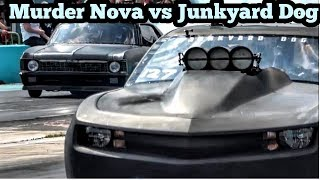 street-outlaws-405-murder-nova-vs-junkyard-dog-blown-camaro-at-bounty-hunters-no-prep