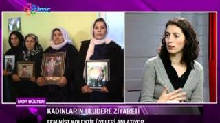 kadınlar uludere'de 1. bölüm MOR BULTEN/ IMC TV