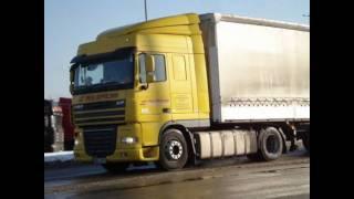 Ciężarówki na Drodze / Truck and road