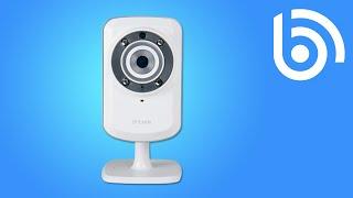 D-Link DCS-932L set-up video