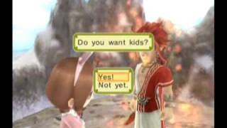 Harvest Moon: Animal Parade - Ignis: Kids?