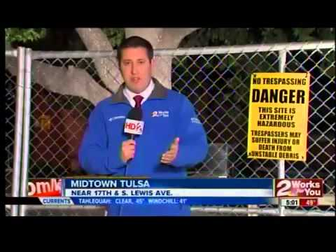 Barnard Elementary School coming down