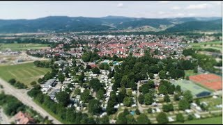 Camping Kirchzarten - Urlaub vor den Toren Freiburgs - Imagefilm