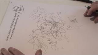 How To Design A Cartoon Fairy