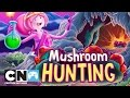 Adventure Time | Mushroom Hunt Playthrough | Cartoon Network video