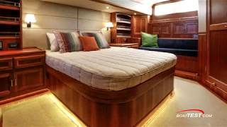 Fleming Yachts 58 (2018-) Features Video - By BoatTEST.com
