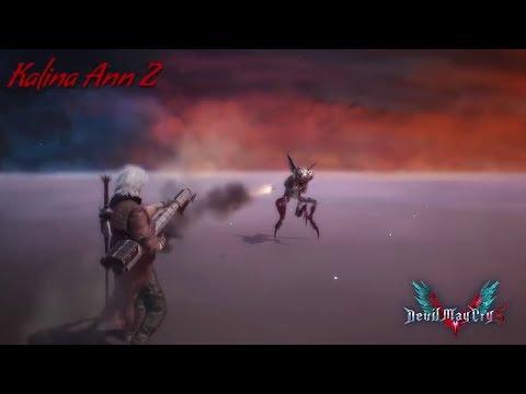 Dante's Weapons #2 Kalina Ann 2,Sparda!! Devil May Cry 5 HD thumbnail