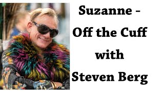Gambar cover Suzanne - Off the Cuff with Steven Berg
