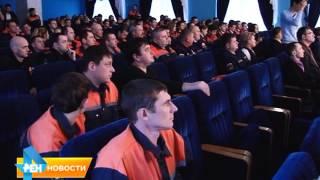 Саратовская областная служба спасения отметила 18-летие