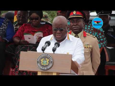I'm investing in Free SHS for Ghana's future – Akufo-Addo