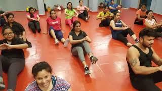 BollyBeats workout --- pot. 3 Abs  workout ..by S.F.C NERUL NEW MUMBAI NERUL EAST