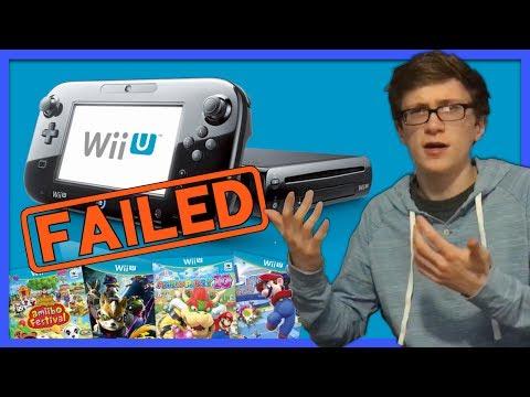 Why the Wii U Failed - Scott The Woz