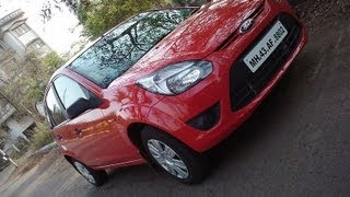 Ford Figo car review