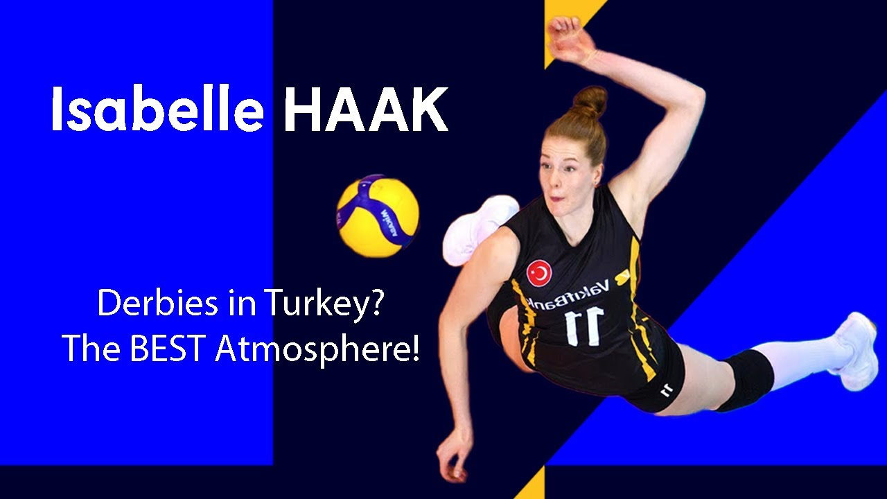 "Turkish Fans are ""Crazy"" and very Supportive! Isabelle Haak Discusses her Superlatives"