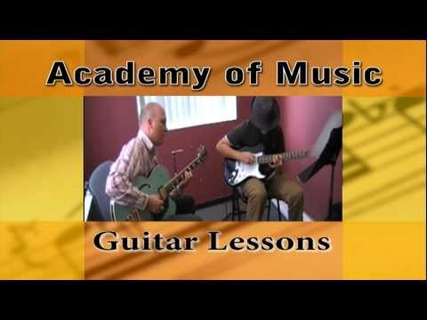 Music Lessons Oakville Academy of Music -  Piano Lessons - Guitar Lessons