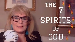 Walking in the  7 Spirits of God Isaiah 11  Ask Me How