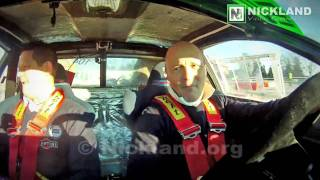 RALLY EVENT: Miki Biasion with Lancia 037 of Beppe Volta (Onboard Cam)