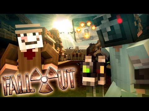 Minecraft Fallout -