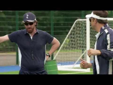 Meet Coach Ted Lasso  NBC Sports Premier League Film Featuring Jason Sudeikis
