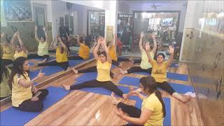 YOGA Weight Loss Challenge DAY 7 BY INDU JAIN WOMEN'S FAT LOSS WORKOUT