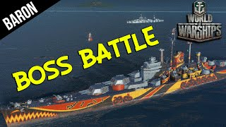 Halloween Boss Battle - Salem Witch Slaughter World of Warships