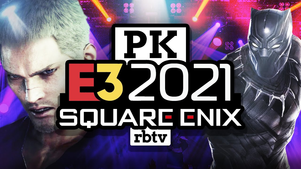 Square Enix E3 2021: Everything about Final Fantasy, Guardians of ...
