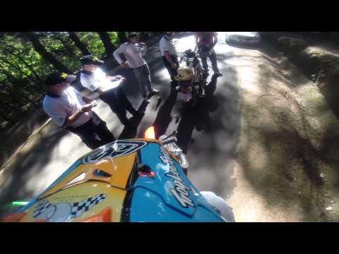 Police in the street! Costa Rica - Heredia - Monte - Casa del gringo