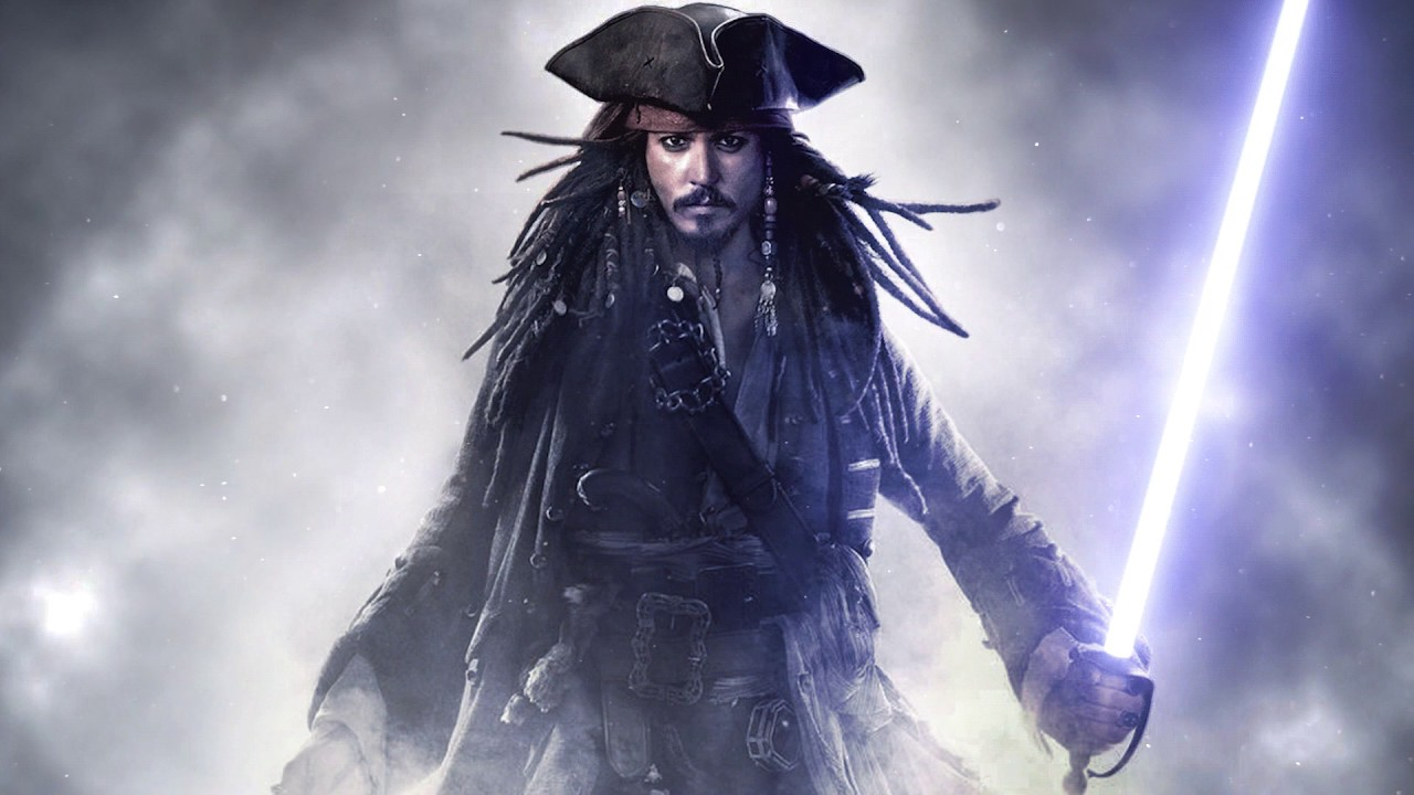 Download Up is Down & Battle of The Heroes | EPIC VERSION (Pirates of The Caribbean X Star Wars Mix)