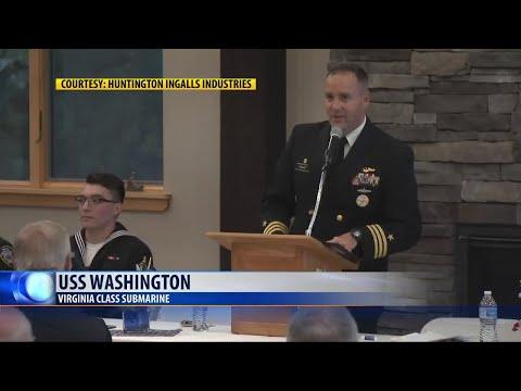USS Montana Commander ready for best submarine in world