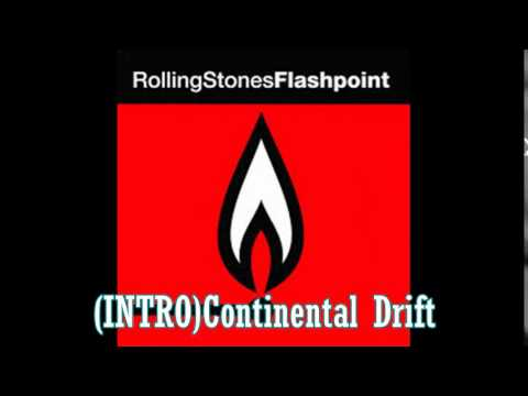The Rolling Stones - Flashpoint - (INTRO) Continental Drift mp3