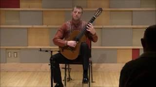 J.S. Bach - III. Andante, From Violin Sonata II in A minor BWV1003, performed by Carl Straussner