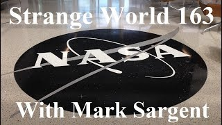 Flat Earth talks about the hole at nasa - SW163 Mark Sargent ✅