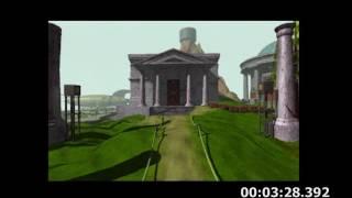 "Myst (Sega Saturn) ""Speedrun"" 6:25.752"
