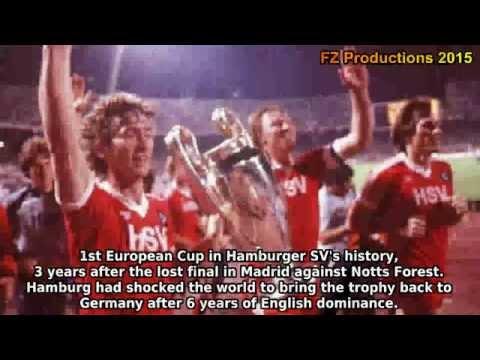 1982-1983 European Cup: Hamburger SV All Goals (Road to Victory)