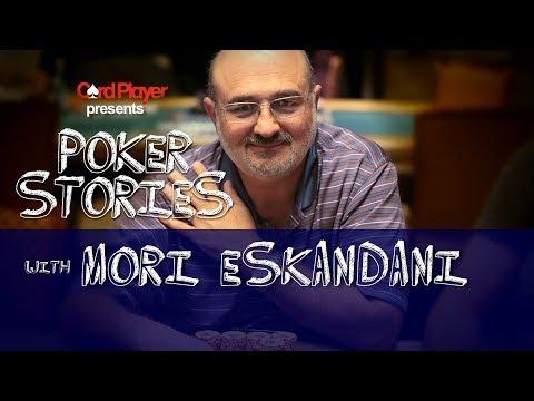 PODCAST: Poker Stories With Mori Eskandani