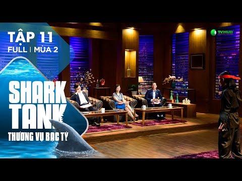 Shark Tank Việt Nam Tập 11 Full | Ám Ảnh Vì Sự Thành Công Của Flappy Bird, Startup Game Gọi vốn 5 tỷ