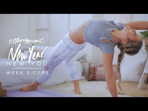 Week 3: Core | New Year, New You | Free People