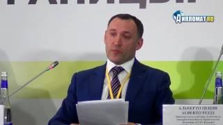 Директор Ассоциации кластеров и технопарков Андрей Шпиленко