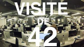VISITE DE 42