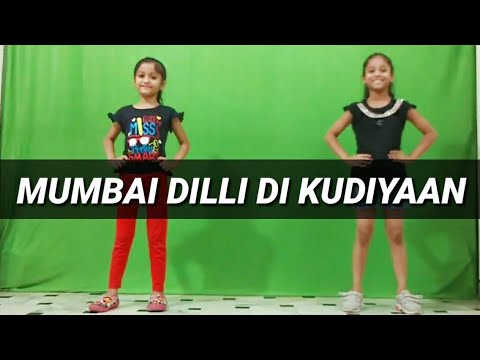 Mumbai Dilli Di Kudiyaan Dance Cover By Anushka & Sanika L Student Of The Year 2