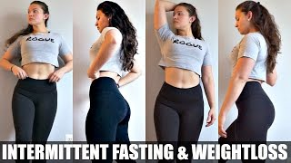 Intermittent Fasting & Weightloss? | My Experience & Results