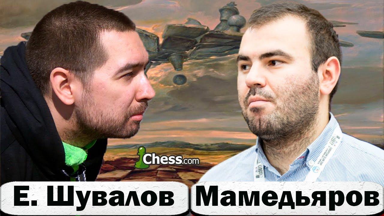 Евгений ШУВАЛОВ 🆚 Шахрияр МАМЕДЬЯРОВ ♟ Лондонская система. Блиц!