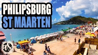 First Time CRUISE Visit to Philipsburg, St. Maarten - Certainly Worth A Visit!