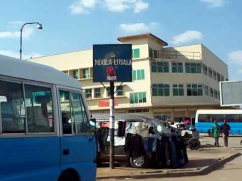 Ndola City Street